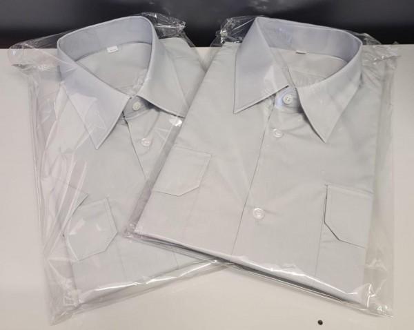 Uniformhemd grau ÖBFV Kurzarm