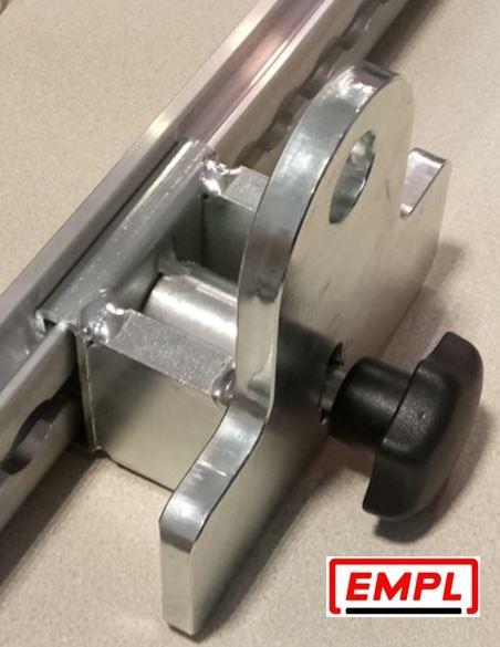 Rollcontainer Option Spezialverschluss - Ladesicherung