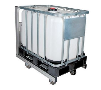 Rollcontainer Tank