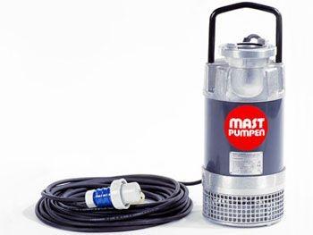Tauchpumpe Mast TP 4-1 DIN 14 425
