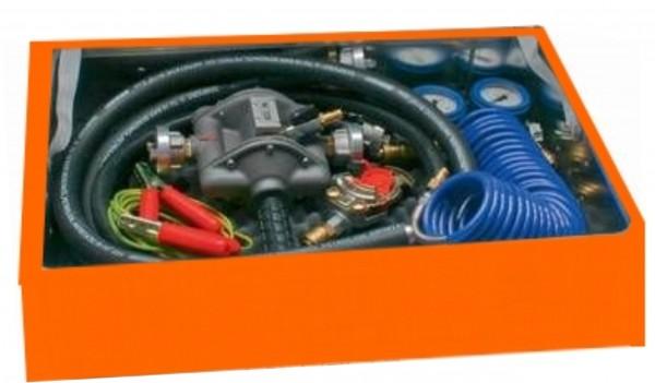Notfall-Kraftstoff-Umfüllpumpe