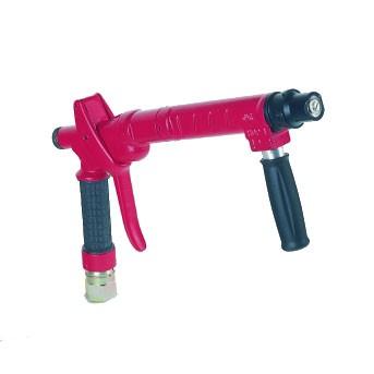 Pistolenstrahlrohr