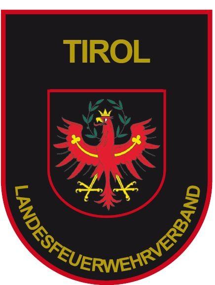 Armabzeichen Tirol mit Ortsname
