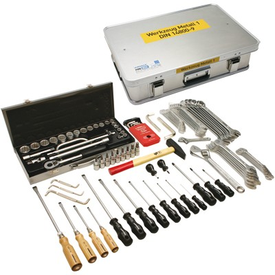 Werkzeug Metall 1 DIN 14800-WKM 1