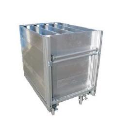 Rollcontainer Schlauch 1 (durchgekuppelt)
