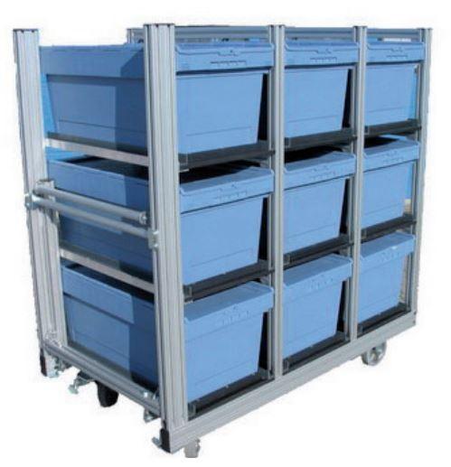 Rollcontainer Atemschutz 3