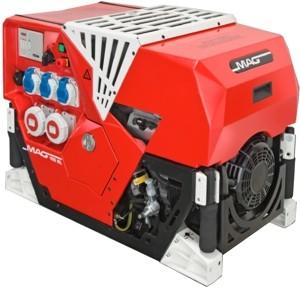 Stromerzeuger MAG ÖBFV DIN 14 685