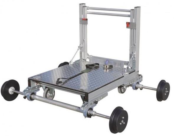 Rollcontainer Option Schienenmodul