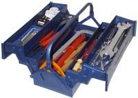 Werkzeugsatz im 5-tlg.Tragekasten