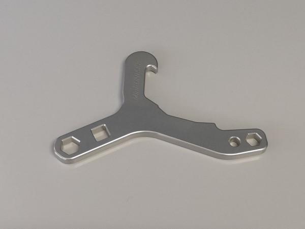 Kupplungsschlüssel ABCD Unisek Mini