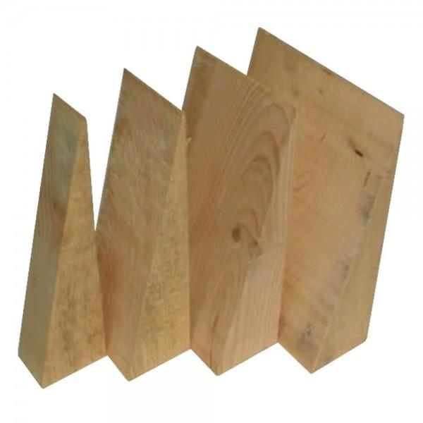 Dichtungskeile Holz