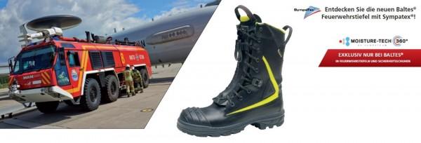 Feuerwehr und Rettungsdienstschuhe