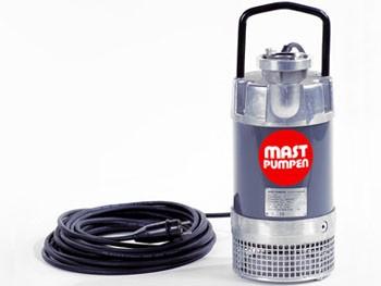 Tauchpumpe Mast T6L