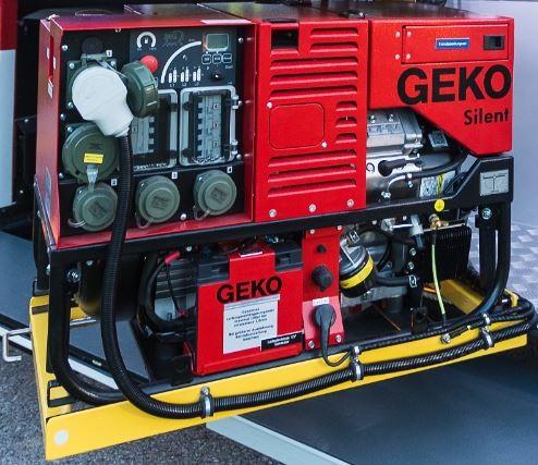 Stromerzeuger 14000 ÖBFV DIN 14 685