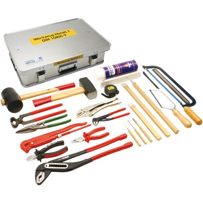 Werkzeug Metall 2 Din 14800-WKM 2