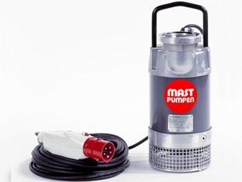 Tauchpumpe Mast T8
