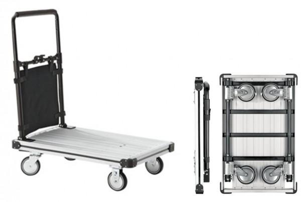 Transportwagen, Plattformwagen