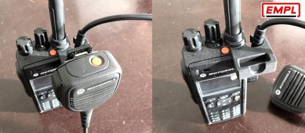 Microclip Motorola MTP 3550