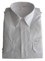 Uniformhemd grau ÖBFV