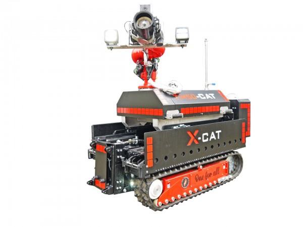 Raupenfahrzeug X-Cat