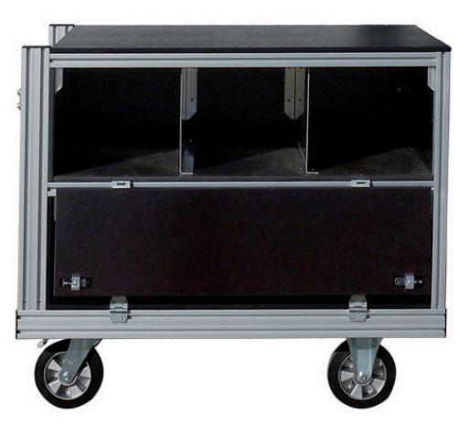 Rollcontainer Atemschutz 1