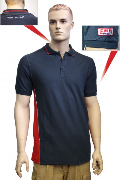 Empl Polo Shirt grau