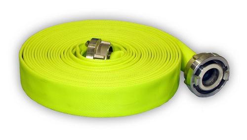 Fw-Schlauch Favorit neon C42 mit Kupplung