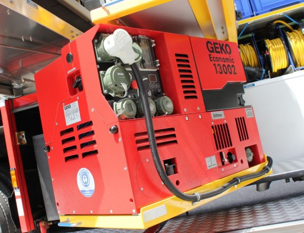 Stromerzeuger 13002 ÖBFV DIN 14685