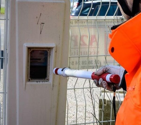 Stromdetektor Spannungsprüfer Leader Volt