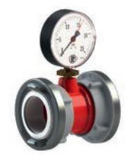 Schlauchmanometer-Messzwischenstück