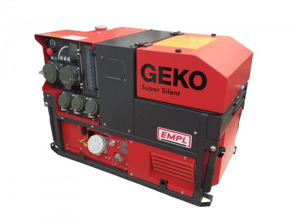 Stromerzeuger GEKO 14000 E-RSS CUBE