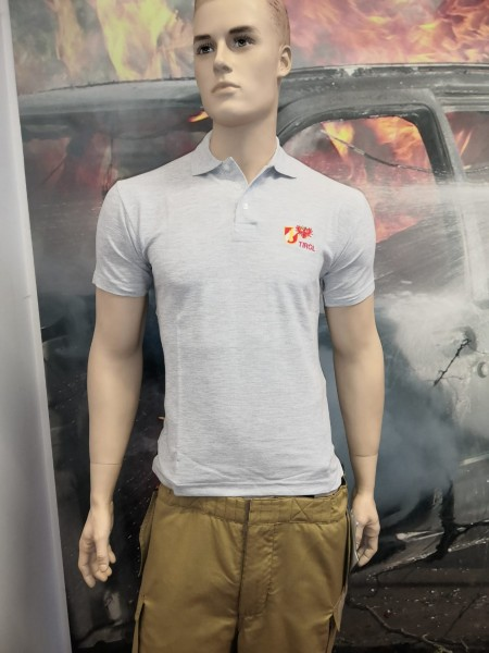 Poloshirt Feuerwehr Gr. S