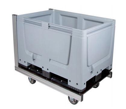 Rollcontainer Auffangbehälter 500
