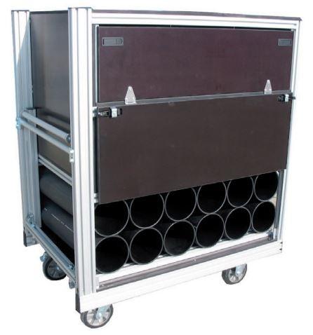 Rollcontainer Atemschutz 4